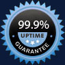 99.9% Uptime for Shared Hosting